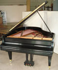 Rebuilt & Refinished Mason & Hamlin Grand Piano